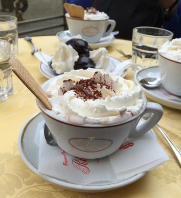Hot chocolate - Florence