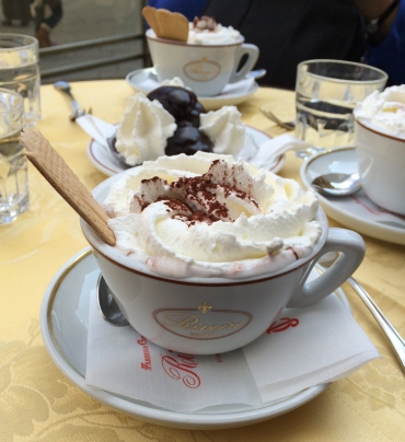 Hot chocolate - Florence